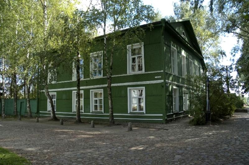 Дом-музей Ф. М. Достоевского в городе Старая Русса