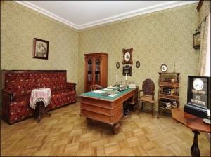 Литературно-мемориальный музей Ф.М.Достоевского