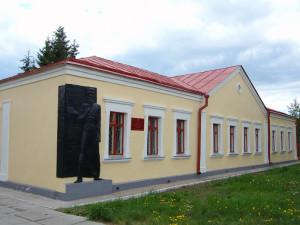 Государственный литературный музей им. Ф. М. Достоевского в г. Омске