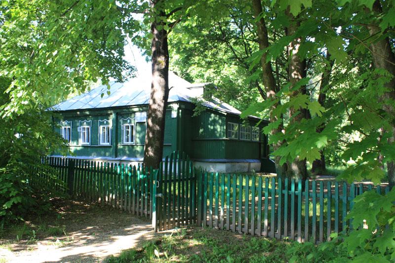 Музей-усадьба в селе Даровое