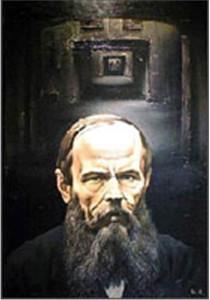 Портрет Ф.М. Достоевского. И.А. Иванов. 1978-1979 г.