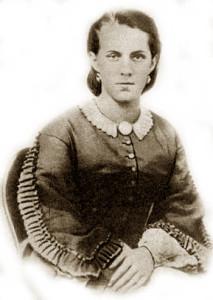 Анна Григорьевна Достоевская (урождённая Сниткина). Вторая жена Ф. М. Достоевского