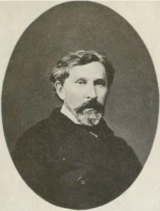 Константин Александрович Трутовский, российский художник, жанровый живописец