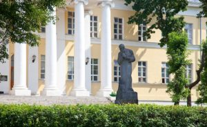 Памятник Достоевскому (Москва, улица Достоевского)