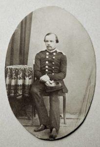 Ф.М. Достоевский. 1858 или 1859. Фотография Соломона (Шлеймы) Лейбина