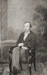 Ф.М. Достоевский. 1861 (?). Фотография неизвестного автора