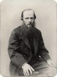 Ф.М. Достоевский. 1872. Фотография В.Я. Лауфферта