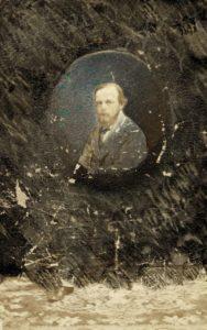 Ф.М. Достоевский. 1862. Фотография Э. Бондоно