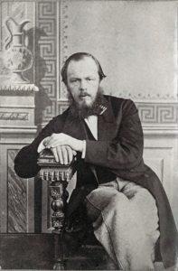 Ф.М. Достоевский. 1862 или 1863. Фотография А.О. Баумана